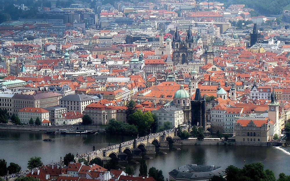 Avio karte Podgorica Prag
