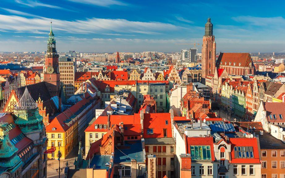 Avio karte Podgorica Wroclaw