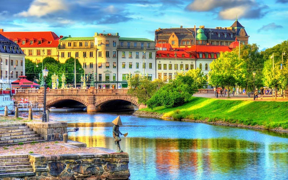 Avio karte Tuzla Geteborg Gothenburg