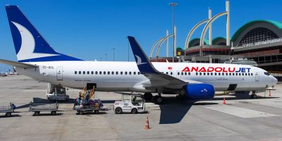Avio kompanija AnadoluJet avioni