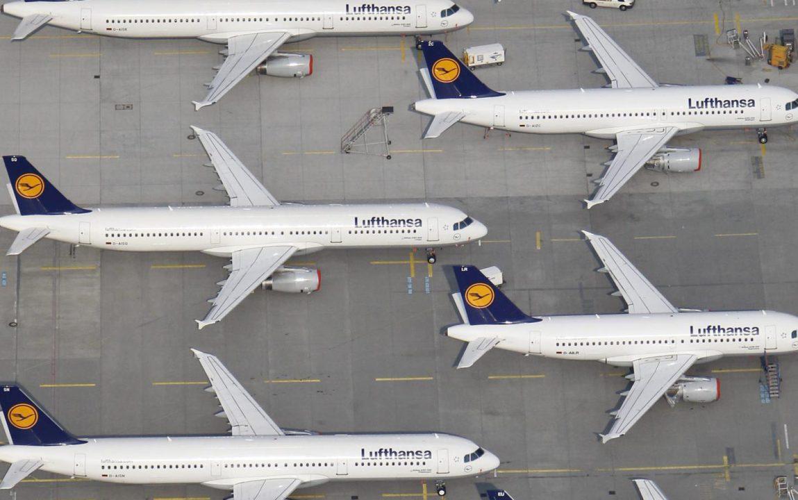 Avio kompanije prizemljuju svoje avione Lufthansa