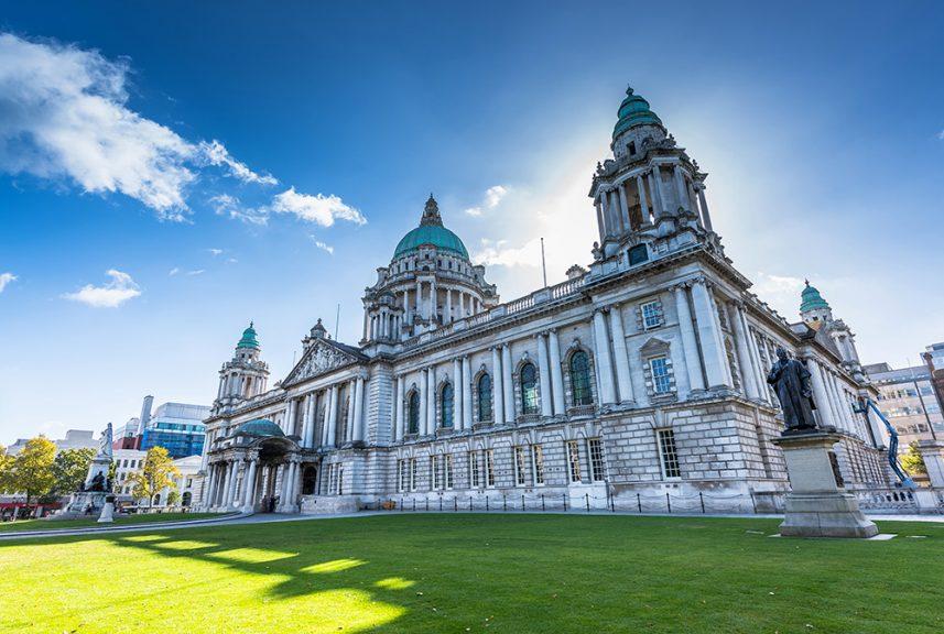 Belfast – rodno mesto Titanika
