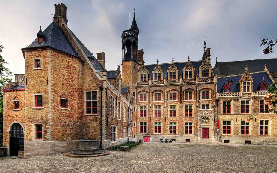 Belgijska srednjevekovna idila
