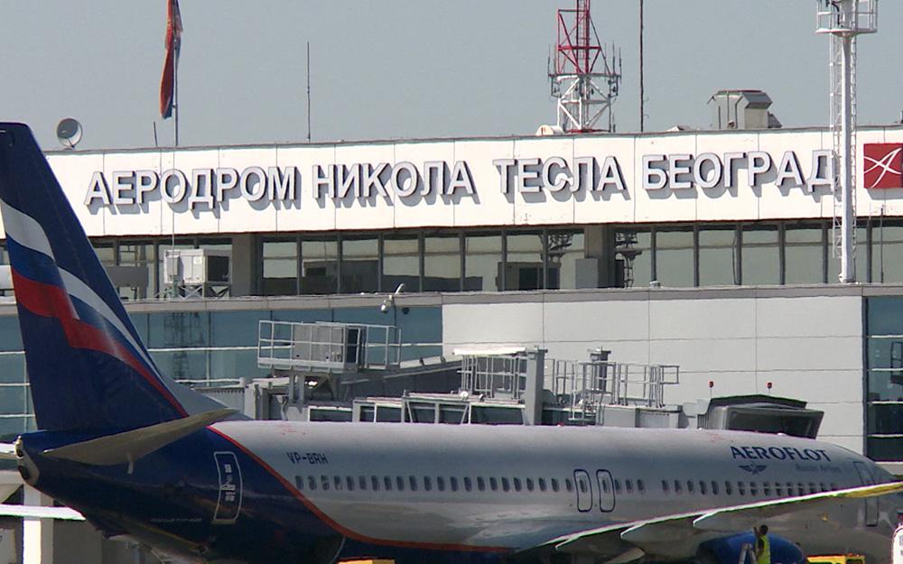 Beogradski Aerodrom - Veći broj letova tokom zime