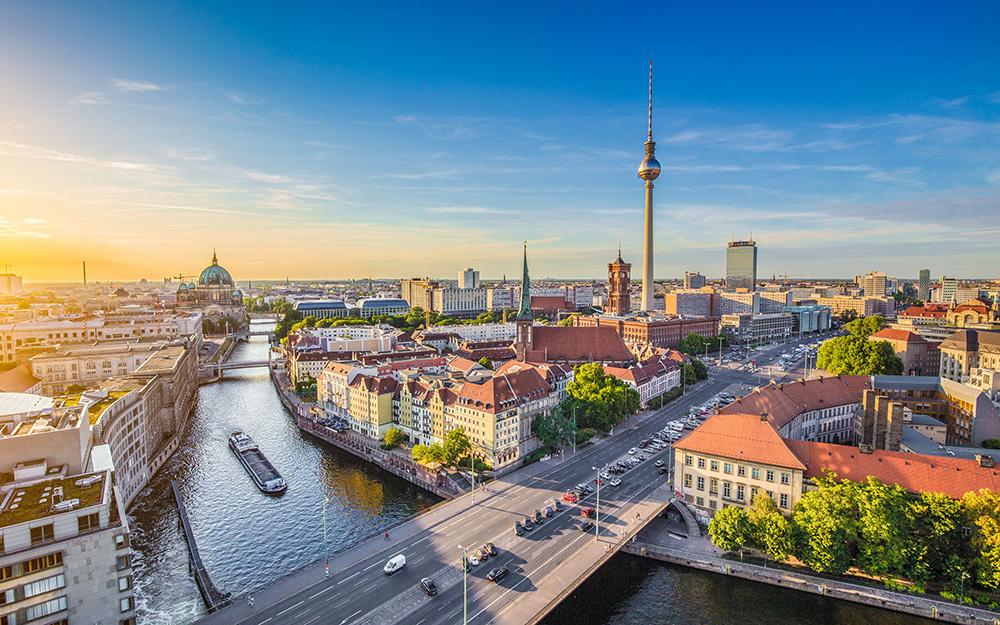 Berlin kroz fotografije