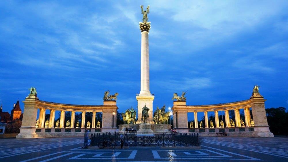Budimpesta – Velicanstvo u sredistu Evrope!