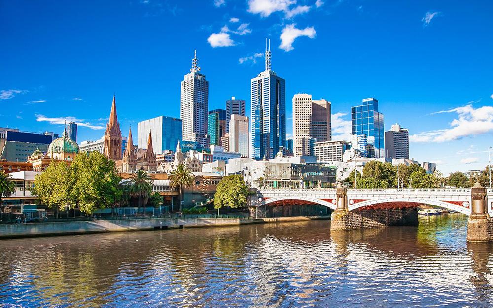 Cathay Pacific - Promotivna akcija za Aziju, Australiju i Novi Zeland Melbourne