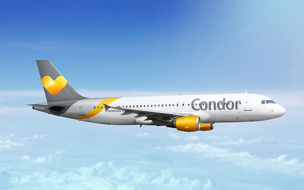 Condor Airlines low cost avio kompanija