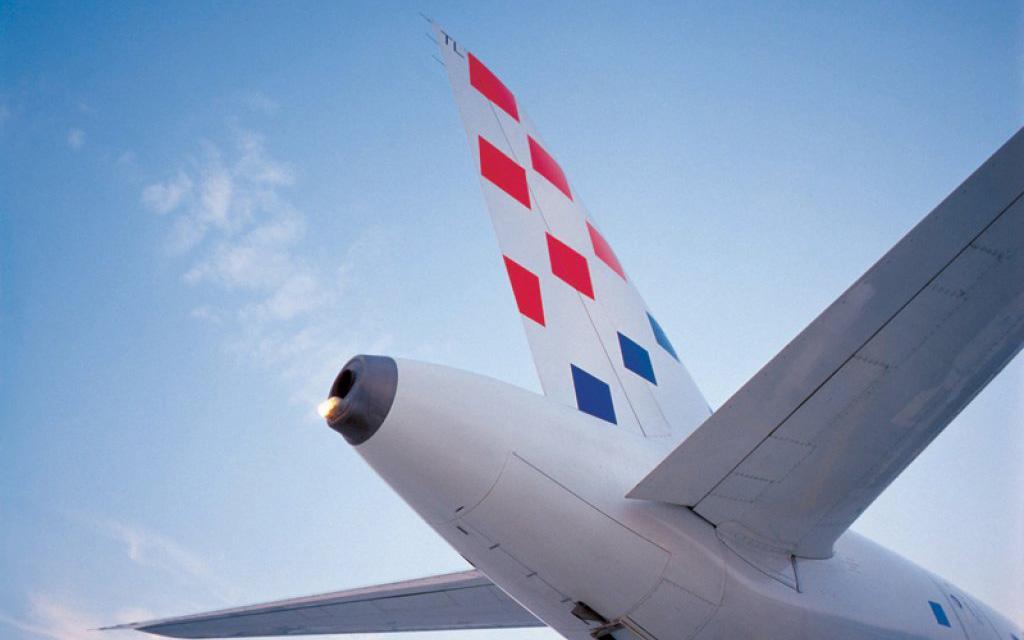 Croatia Airlines avio kompanija