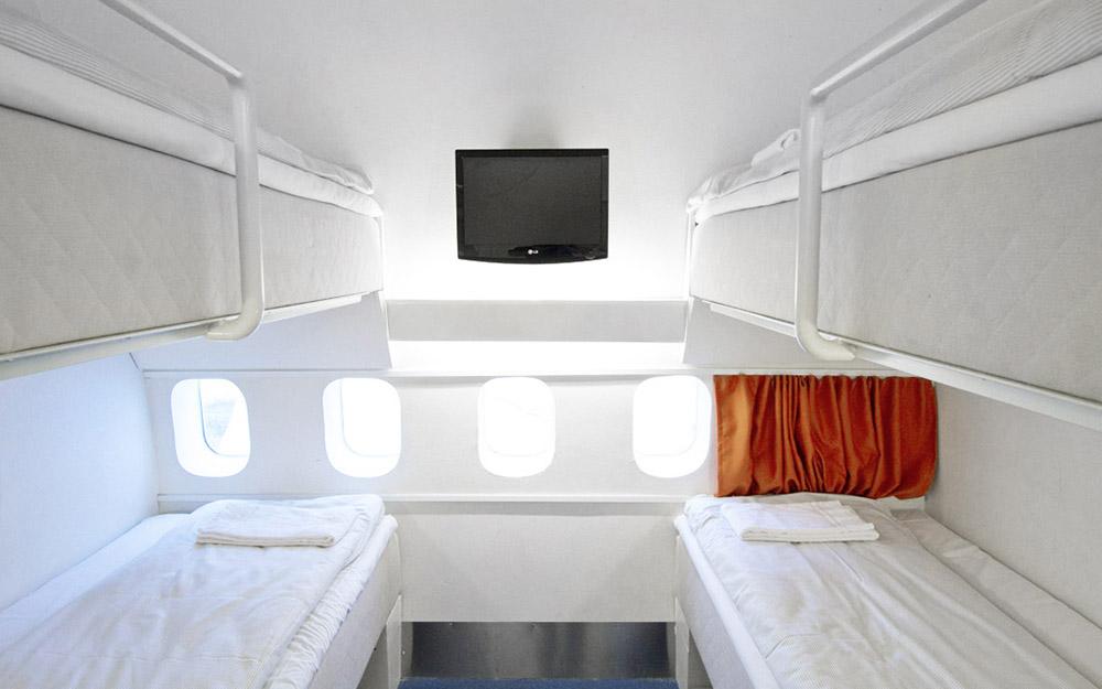 Doruckujte na krilima Boinga 747