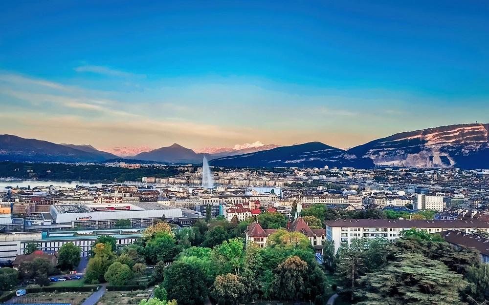 EasyJet - Avio karte za Ženevu su u prodaji