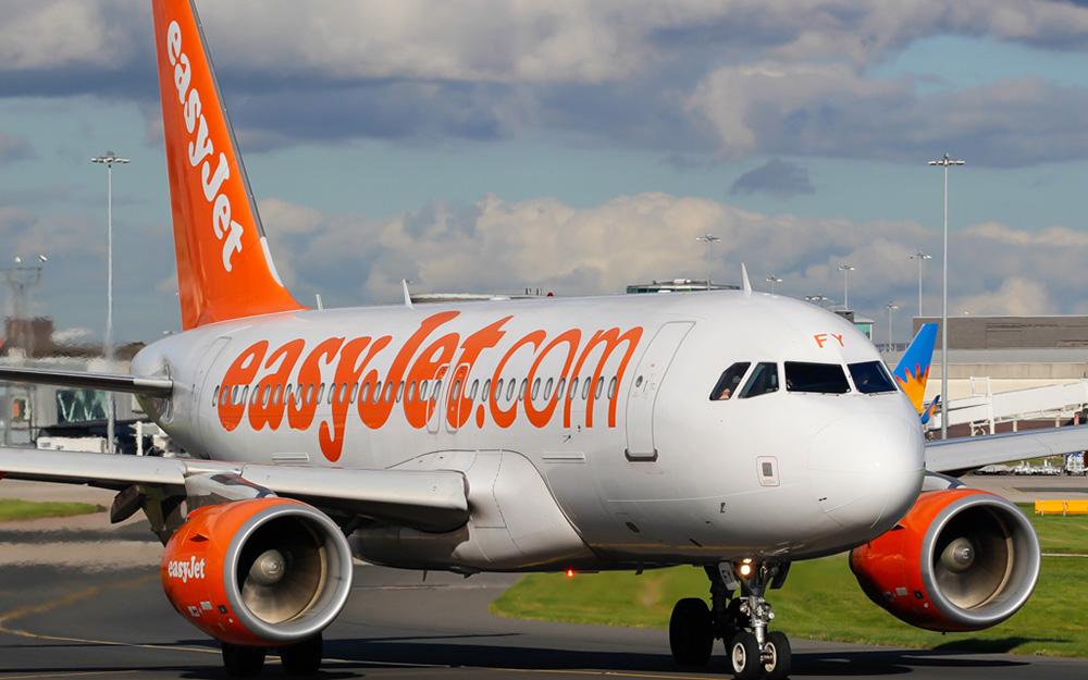 EasyJet novi letovi linije region 2017