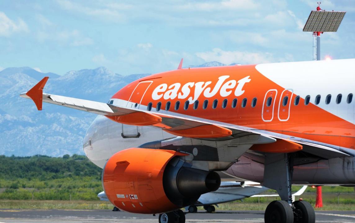 EasyJet uvodi novu liniju iz Tivta