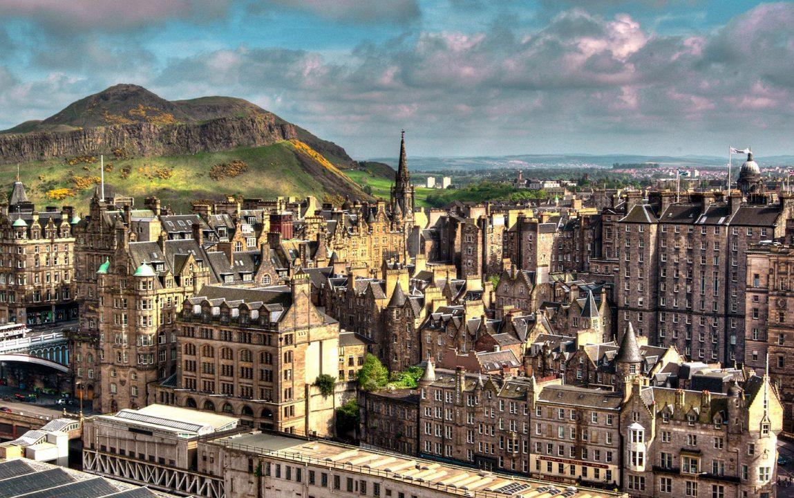 Edinburg – grad sitnih sati promo