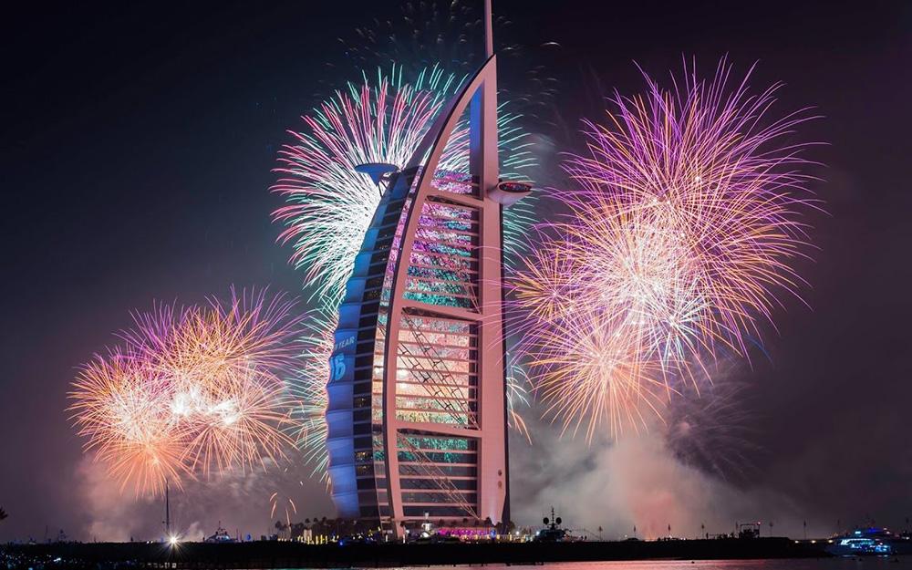 Emirates - Fly Better promotivna akcija Dubai nova godina januar 2019