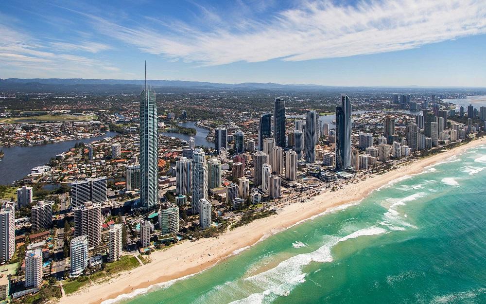 Emirates - Promotivna akcija za početak godine Melburn