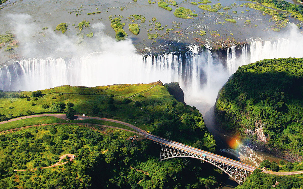Ethiopian Airlines - destinacija nedelje Lusaka