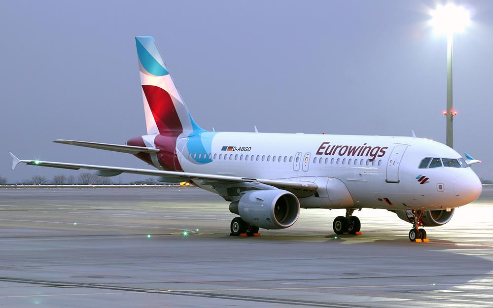 Eurowings - Od petka direktni letovi Tivat Štutgart
