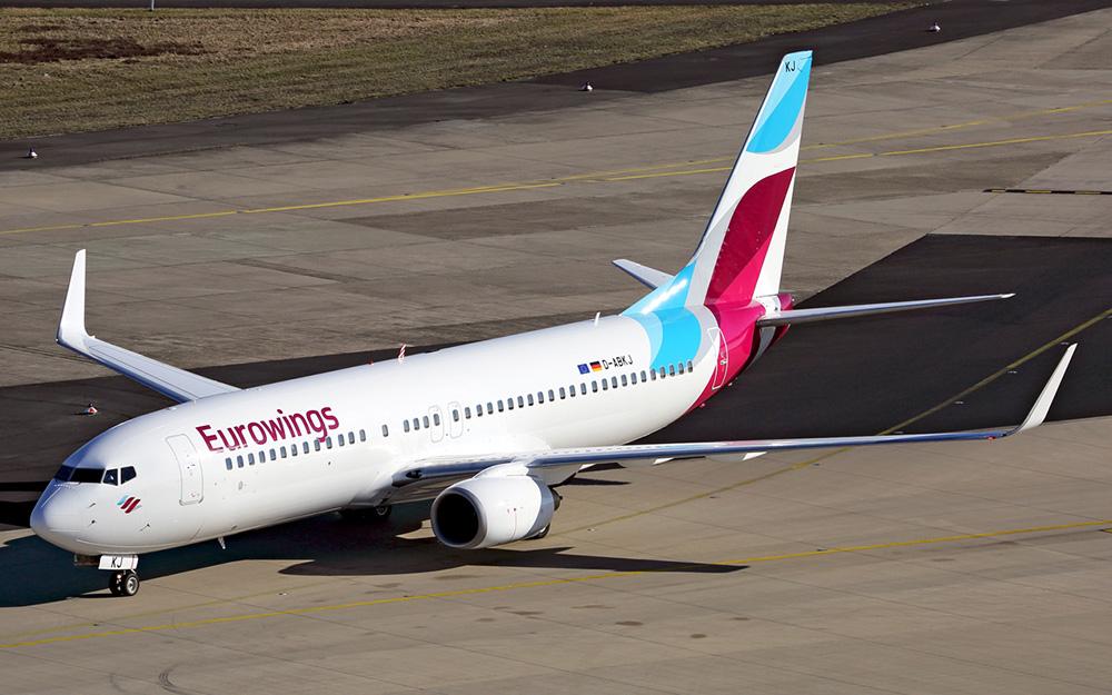 Eurowings ukida letove iz Beograda