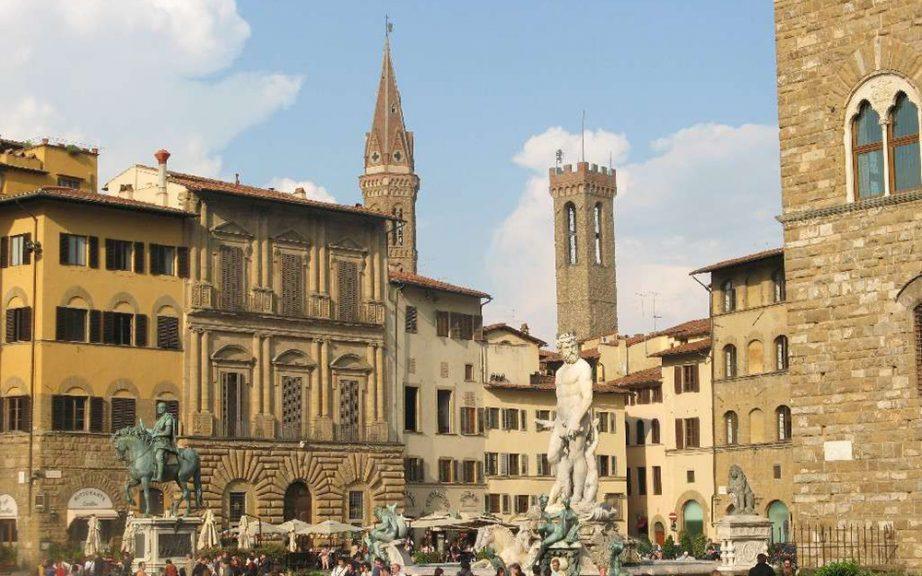 Firenca – cvetni muzej na otvorenom