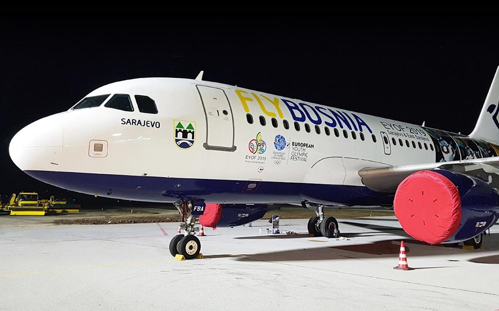 FlyBosnia pokrenula liniju Sarajevo Kuvajt
