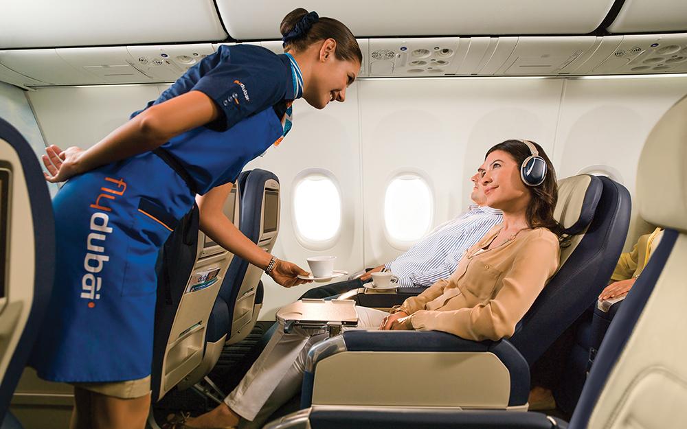 FlyDubai Business klasa avio karte Dubai