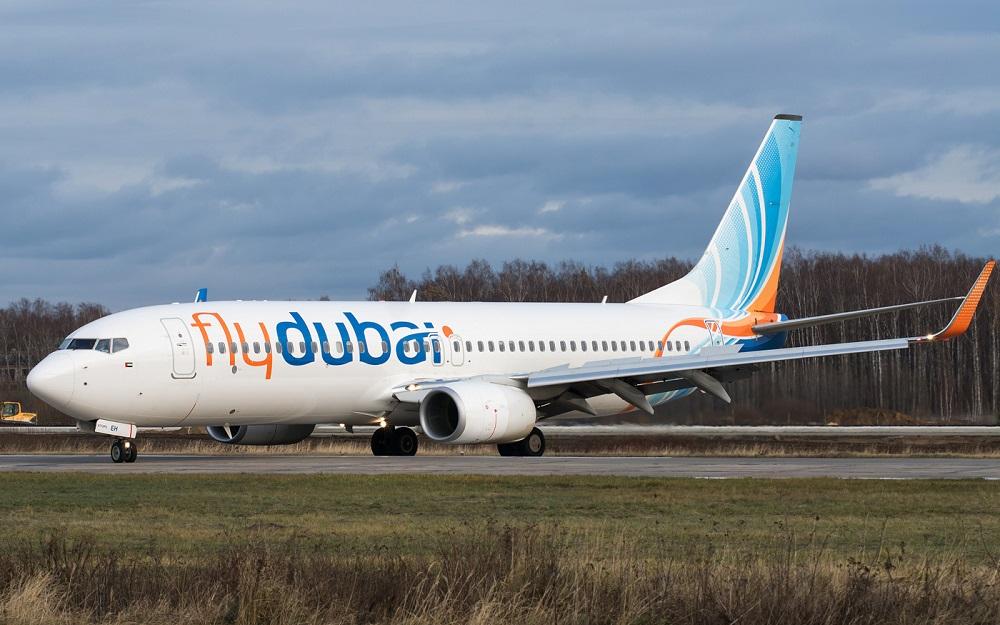 FlyDubai Pokrece liniju Podgorica Dubai 2017