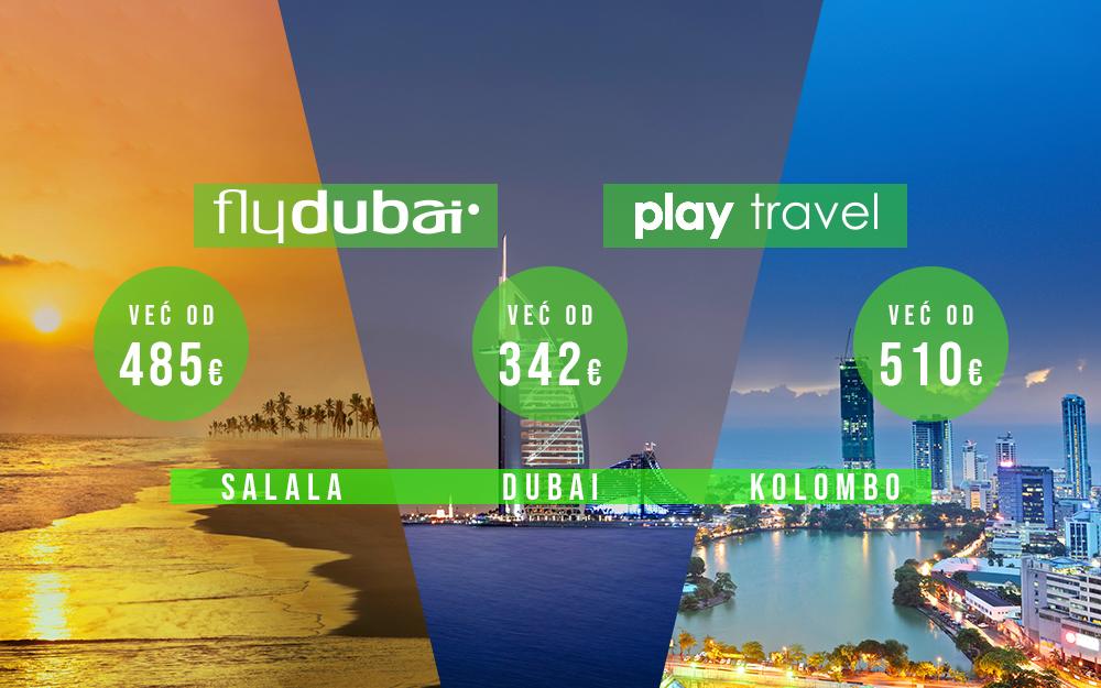 FlyDubai - jeftinije do Dubaija i još dalje