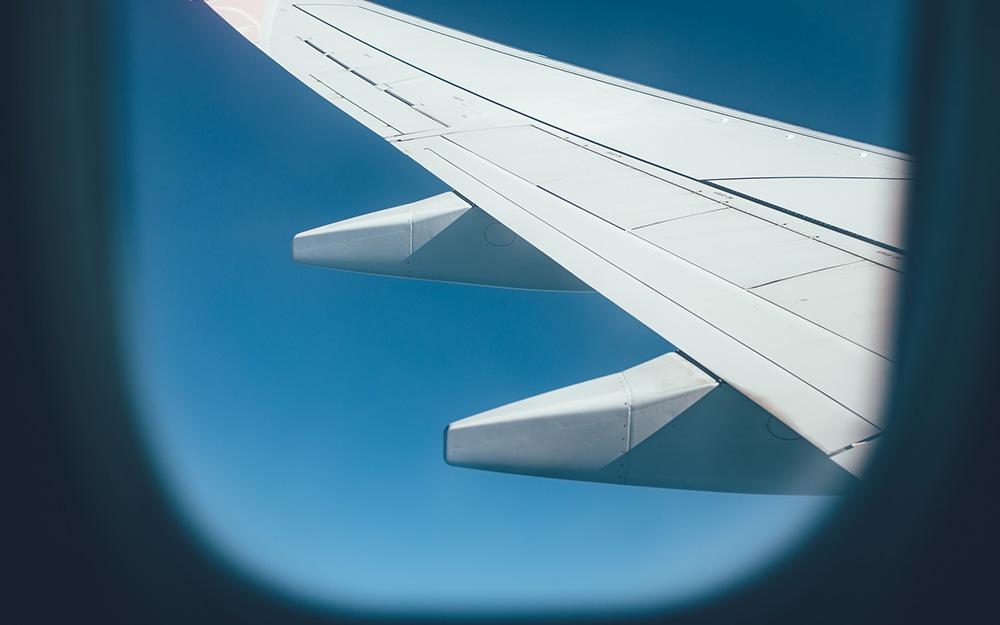 Fotografisanje u avionu