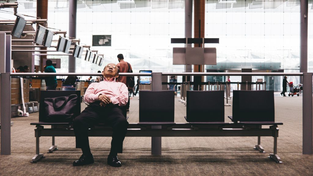 Friday Blog - Šta raditi dok se čeka naredni let