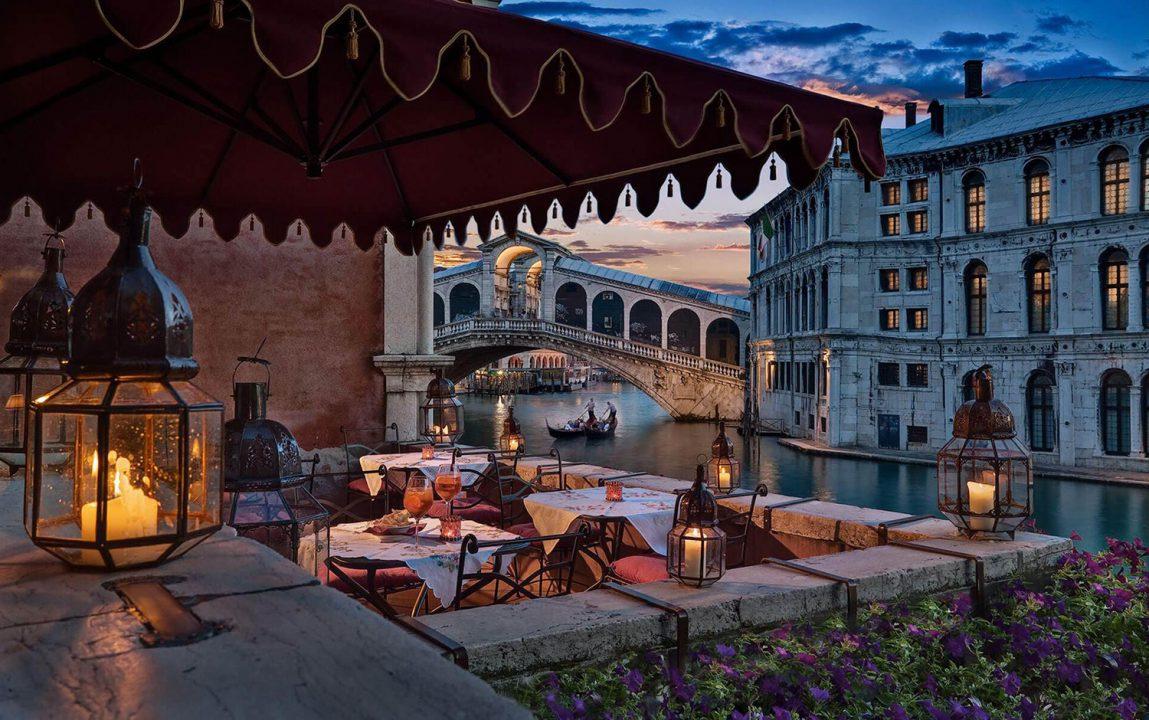 Friday Blog 5 Hotela za Dan Zaljubljenih Al Ponte Antico Venecija