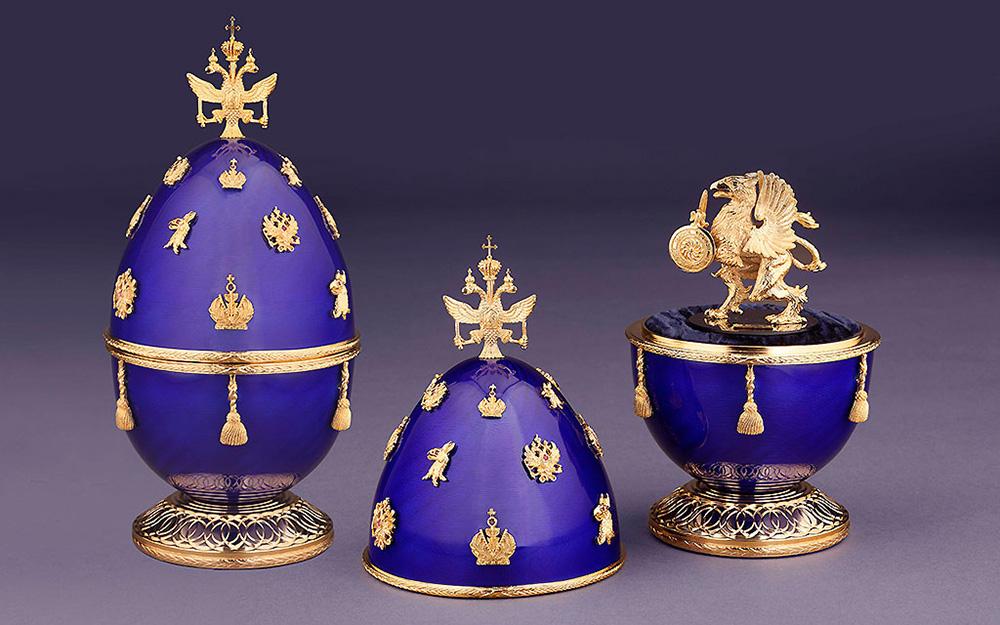 Friday Blog - Faberže simbol Uskrsa Romanov
