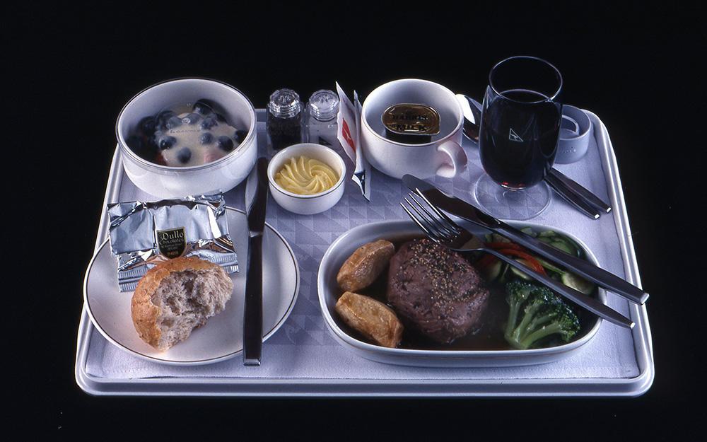 Friday Blog Istorija letećih obroka