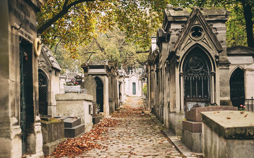 Friday Blog - Kada bi spomenici mogli da govore... Večnost u stilu Pariza