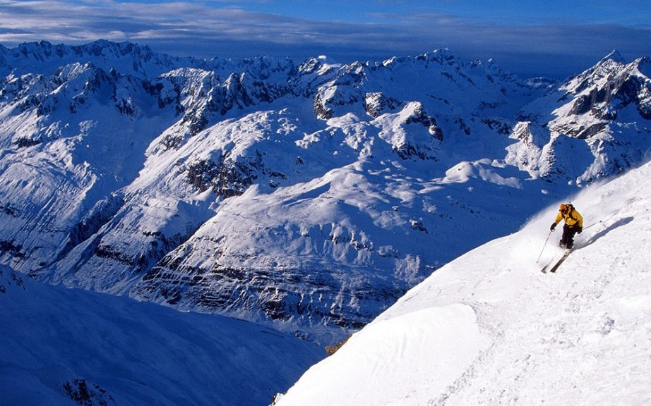 Friday Blog - Najbolja mesta na svetu za skijaše