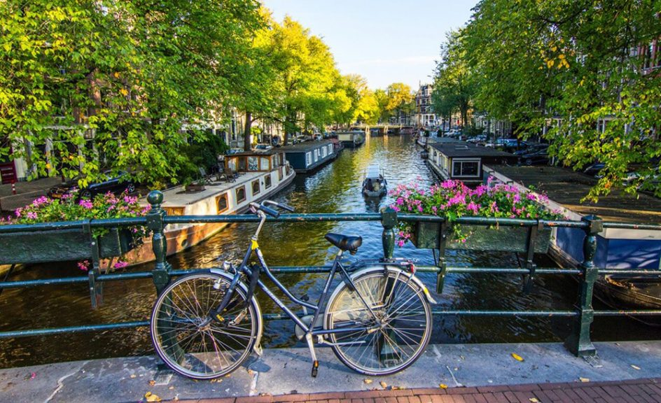 Friday Blog - Najlepša mesta za putovanje u proleće!