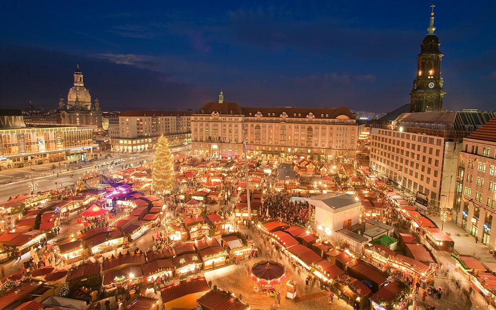 Friday Blog - Najlepši Božićni trgovi i vašari!