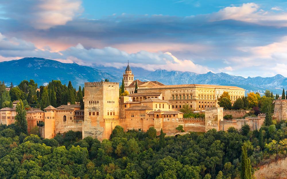 Friday Blog - Top 10 mesta na svetu koja nisu na vašoj listi, a trebalo bi Alhambra