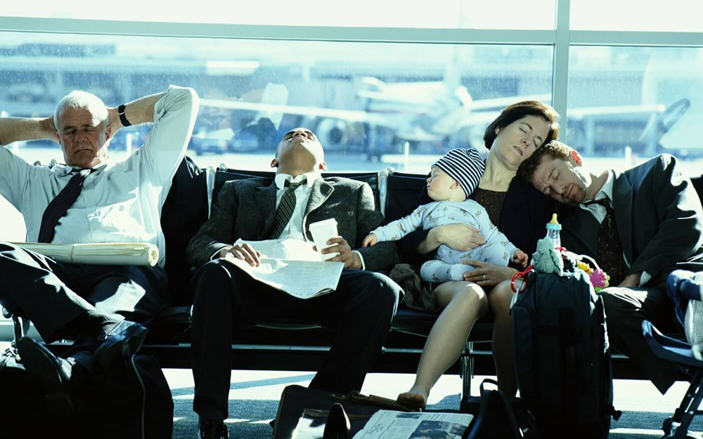 Friday Blog otkazan odlozen let Air