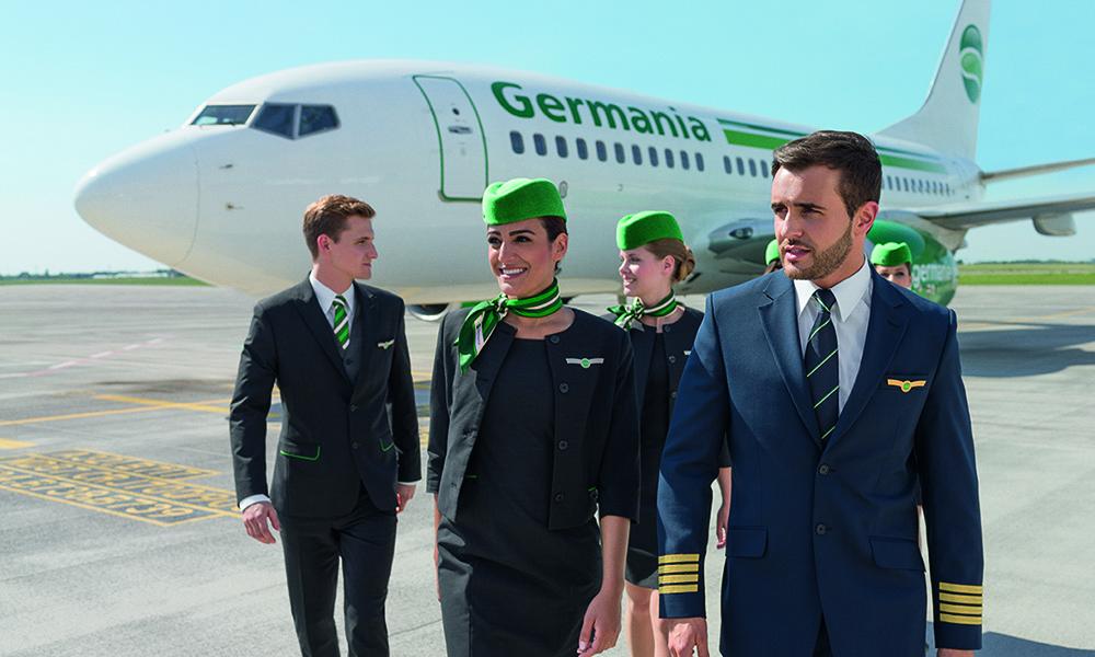 Germania Flug letovi Nis Cirih 2017