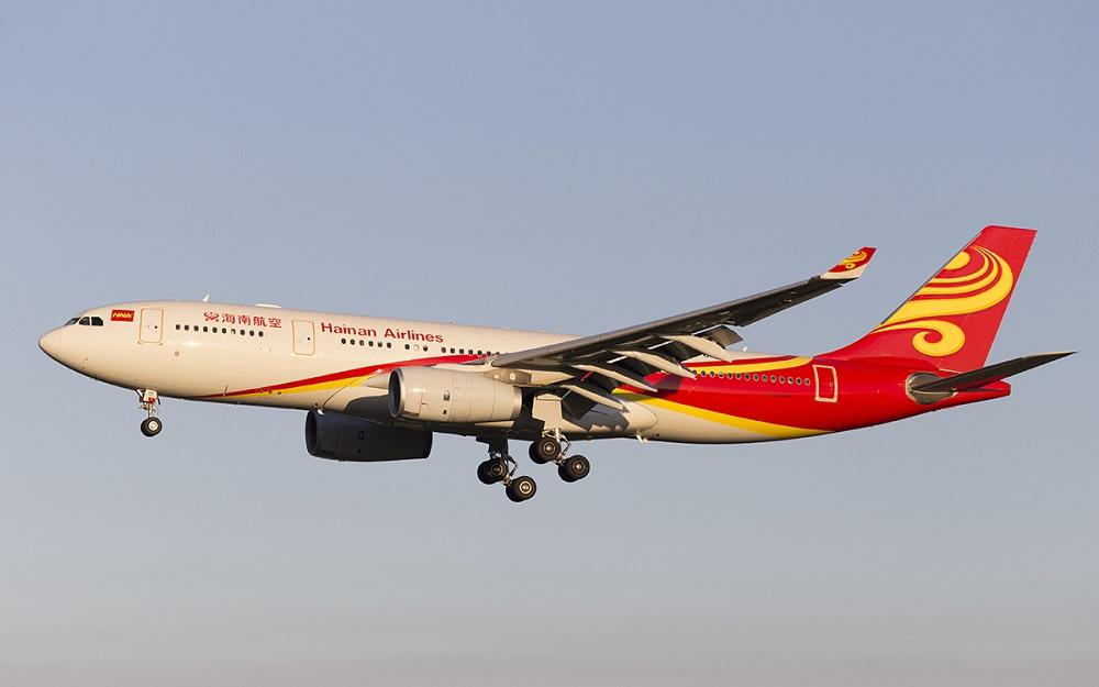 Hainan Airlines Uspostavljeni letovi Beograd Peking