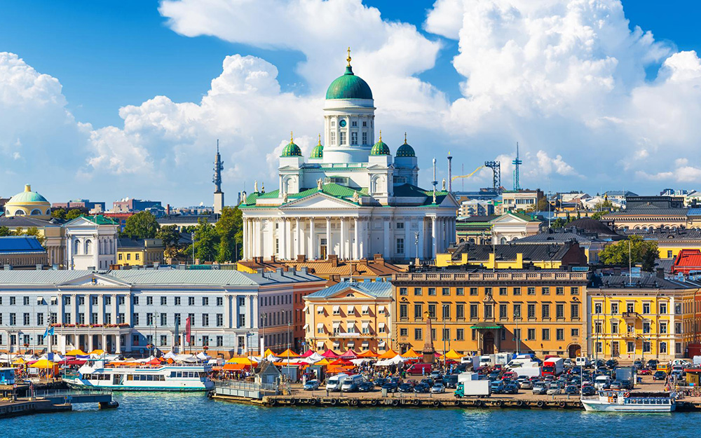 Helsinki okrutna priroda ali visoki standard
