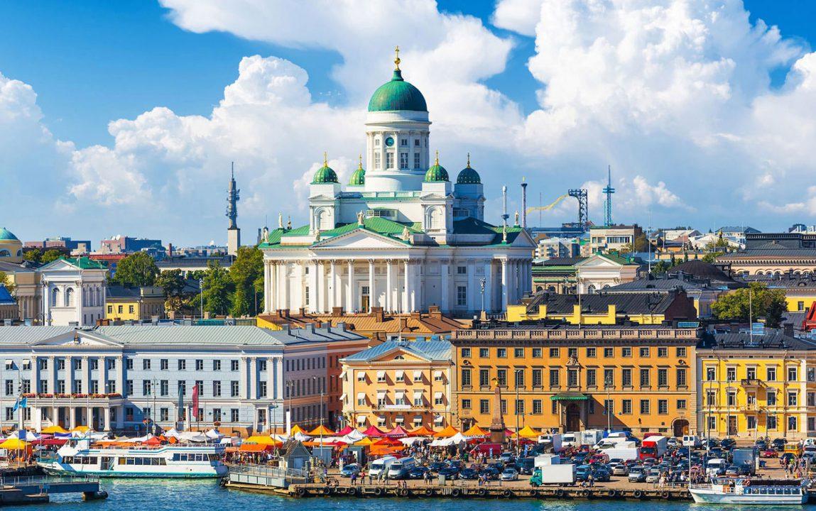 Helsinki okrutna priroda ali visoki standard xl
