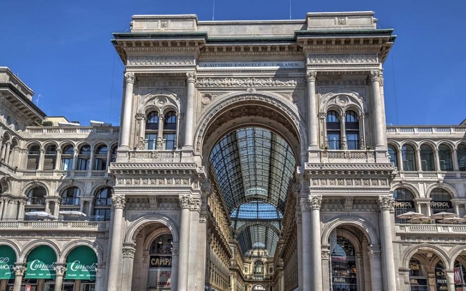 Hoteli Milano
