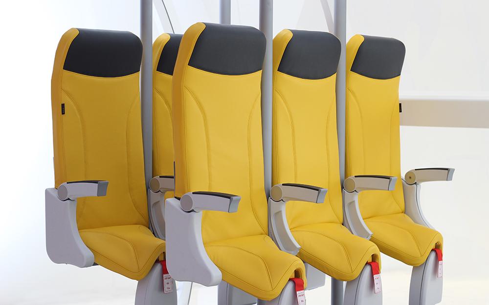 Italijanska avio kompanija predstavila sedišta za stajanje tokom letova