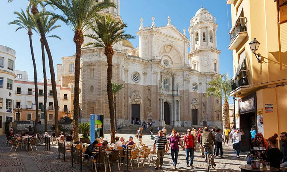 Kadiz – neobični andaluzijski fosil