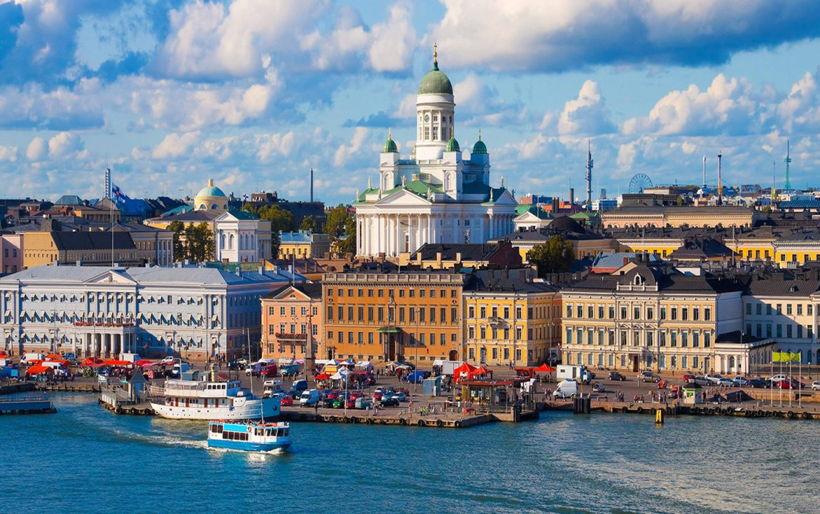 Koji su to namanje zagađeni gradovi Helsinki lx