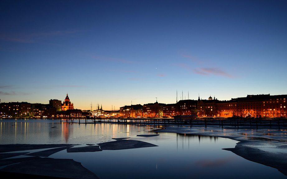 Koji su to namanje zagadjeni gradovi - Helsinki 2
