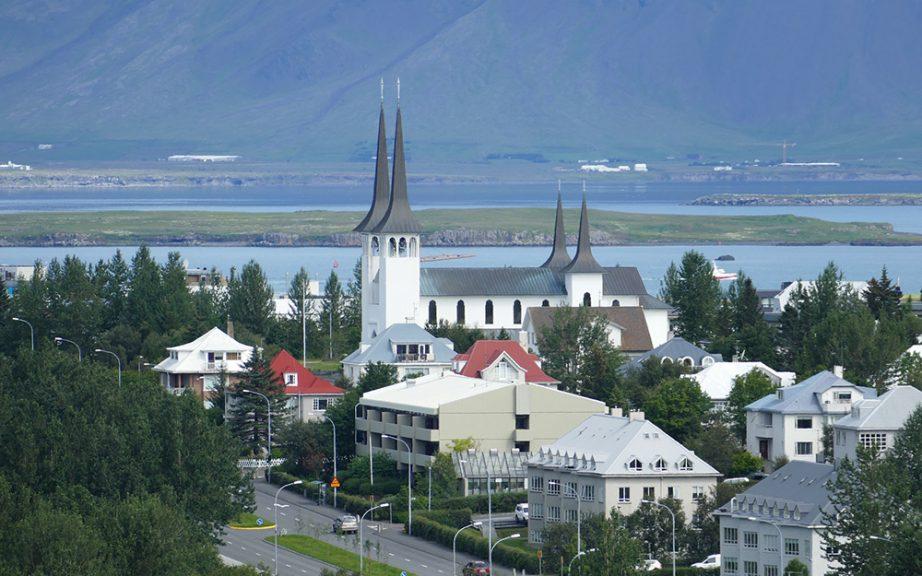 Koji su to namanje zagadjeni gradovi - Rejkjavik