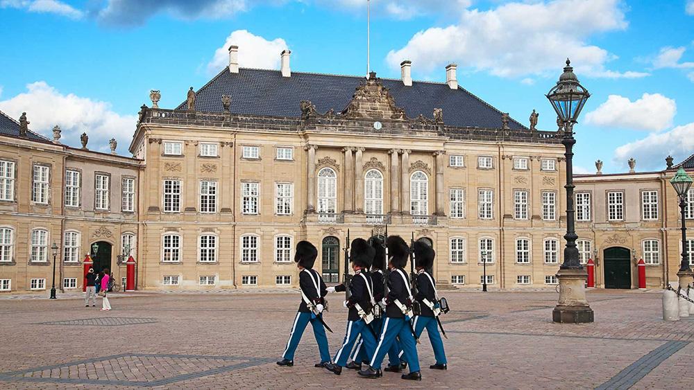 Kopenhagen – grad Vikinga i tornjeva